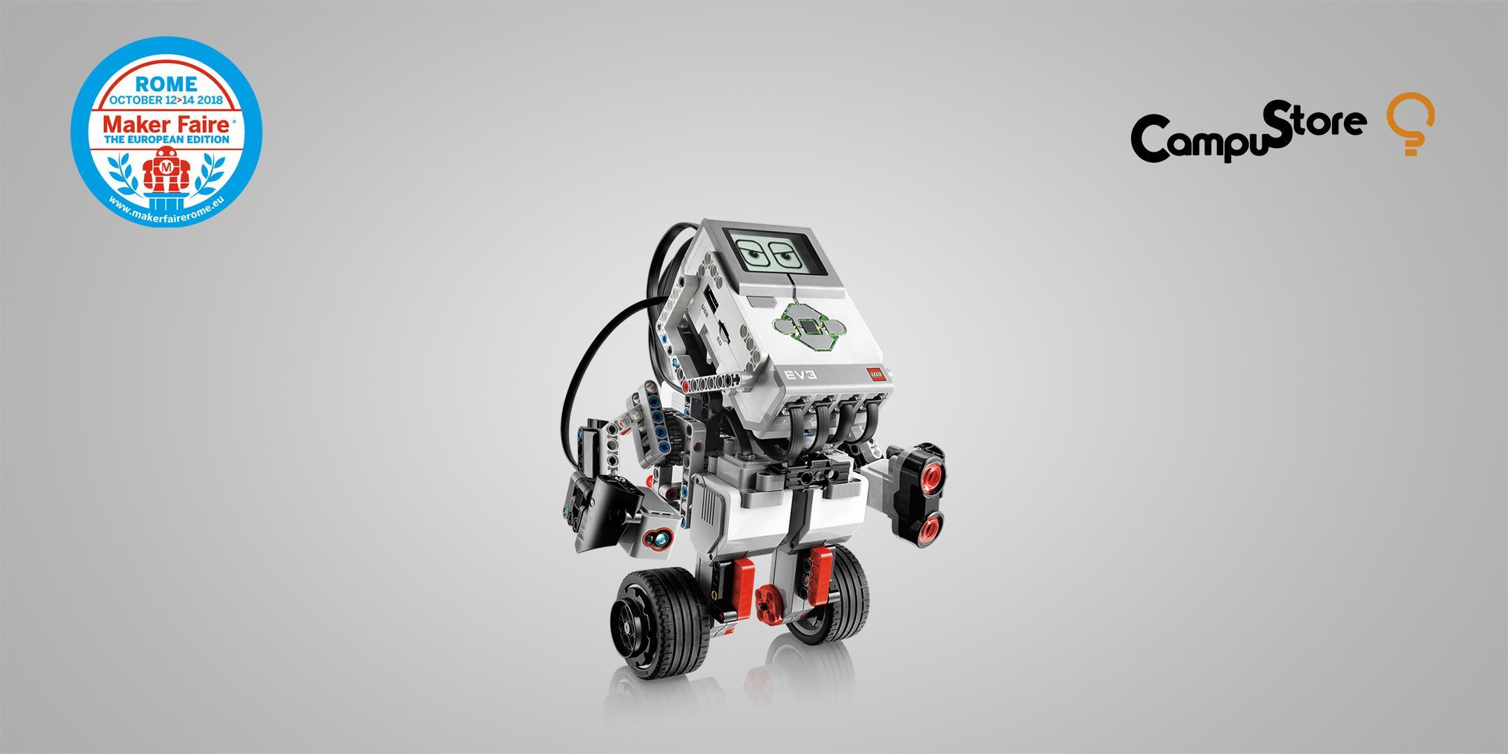 LEGO MINDSTORMS Education EV3: costruire coding e STEAM nella scuola secondaria