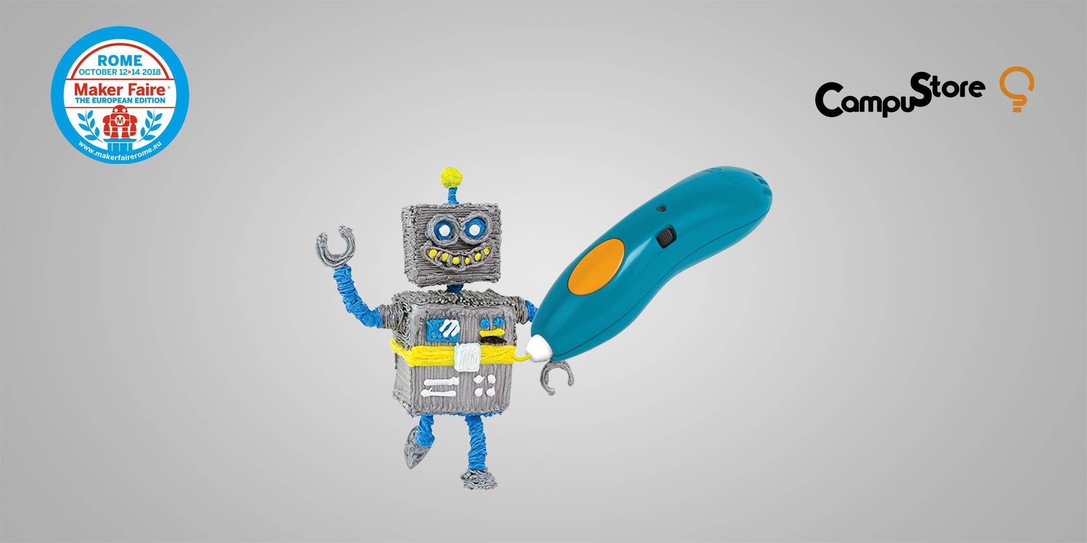 3Doodler: creatività e inventiva con la  penna 3D