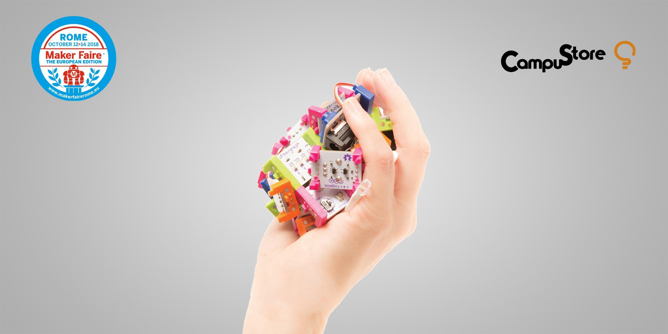 littleBits: elettronica educativa tra STEAM e tinkering