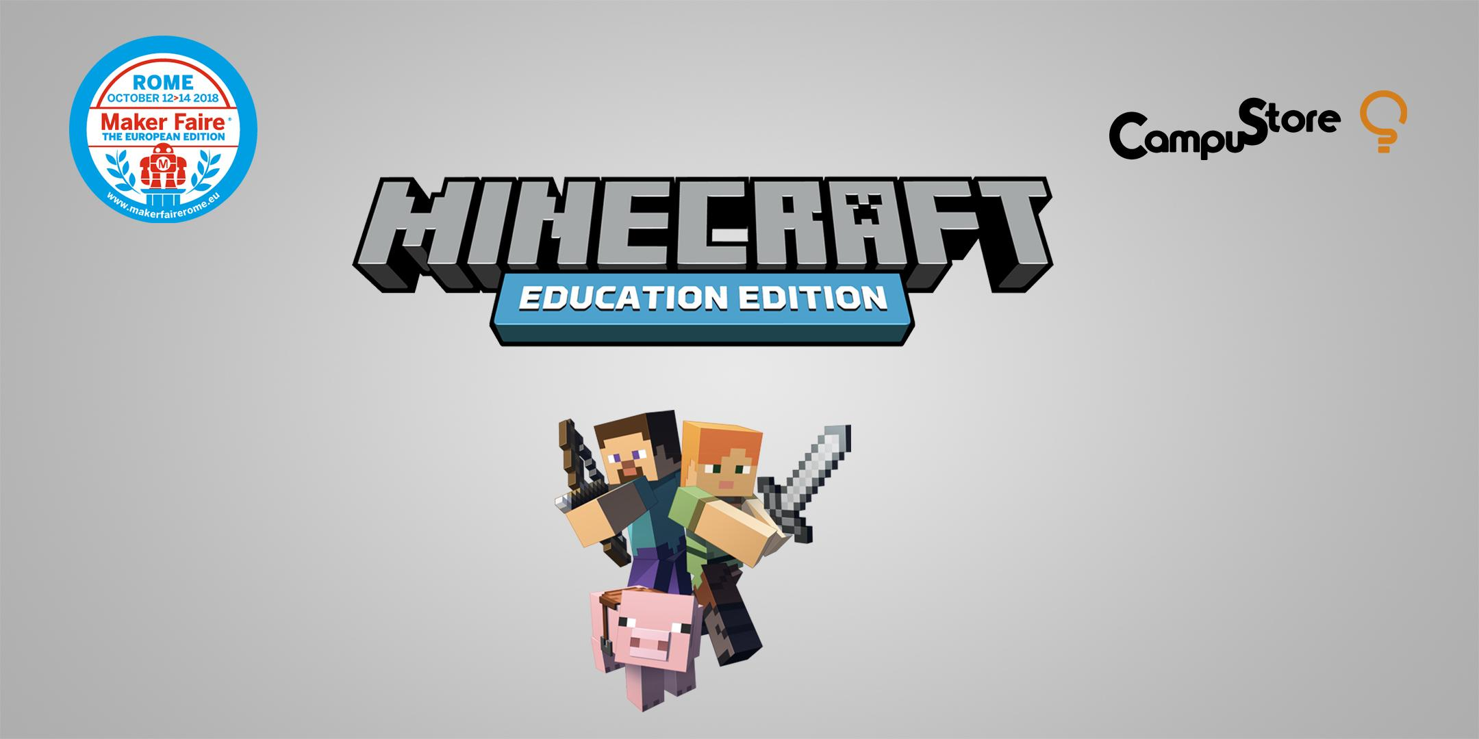 Minecraft: Education Edition - indagare la realtà costruendo mondi digitali