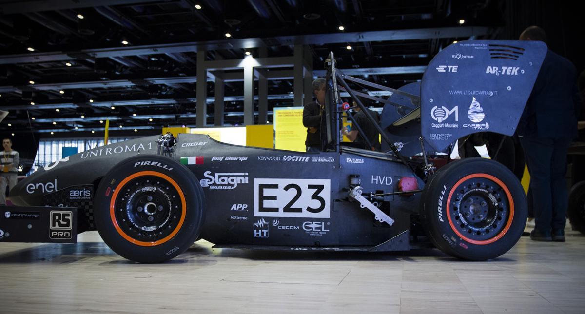 La mobilità elettrica nelle corse: Formula Student