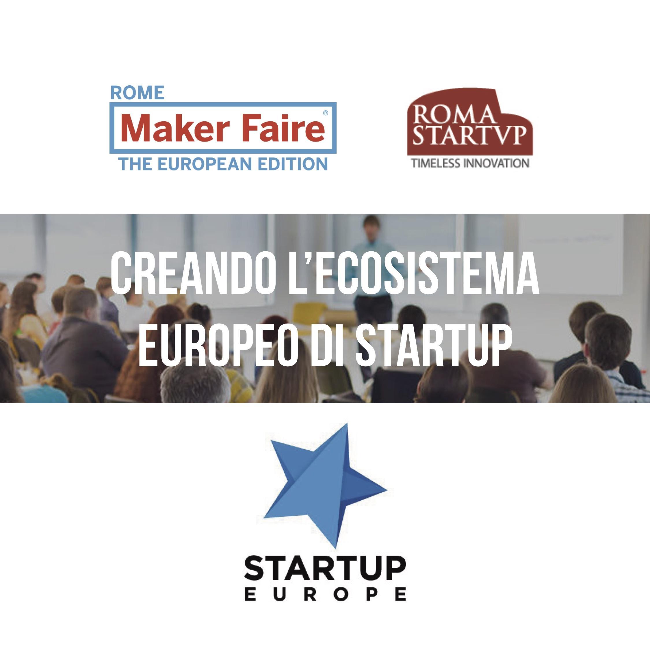 Creando l'Ecosistema Europeo di Startup