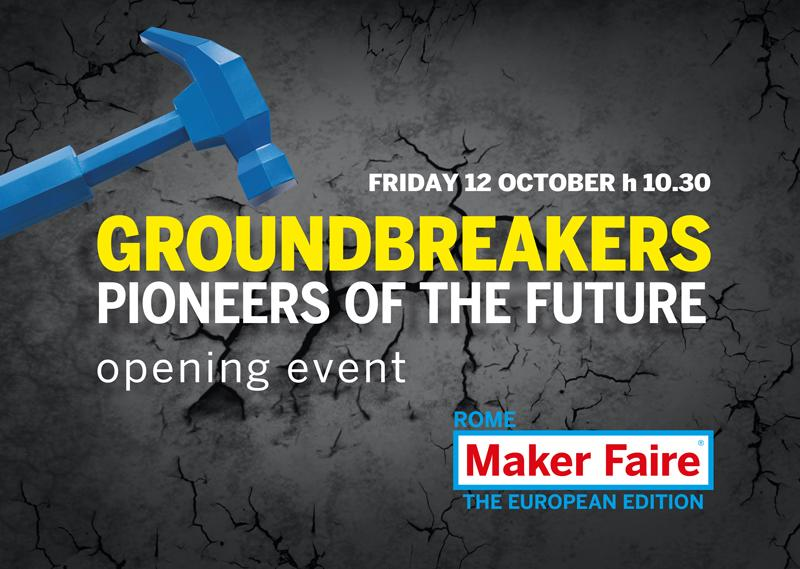 Groundbreakers: Pioneers of the future