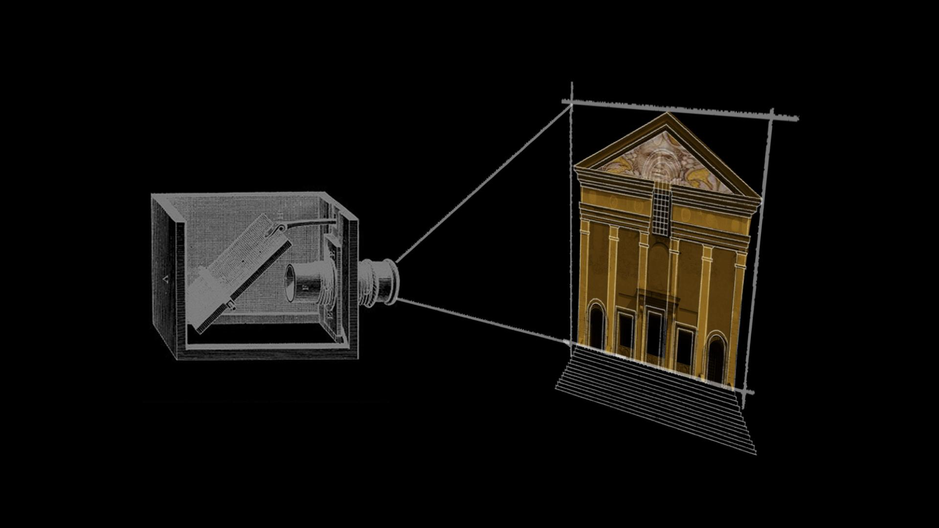 PROIETTARE SULL'ARCHITETTURA - VIDEOPROIEZIONE ARCHITETTURALE E VIDEOMAPPING