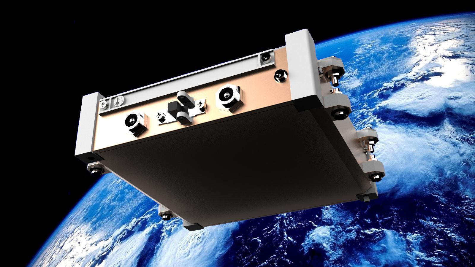 Q-Cube: A DIY Educational Satellite