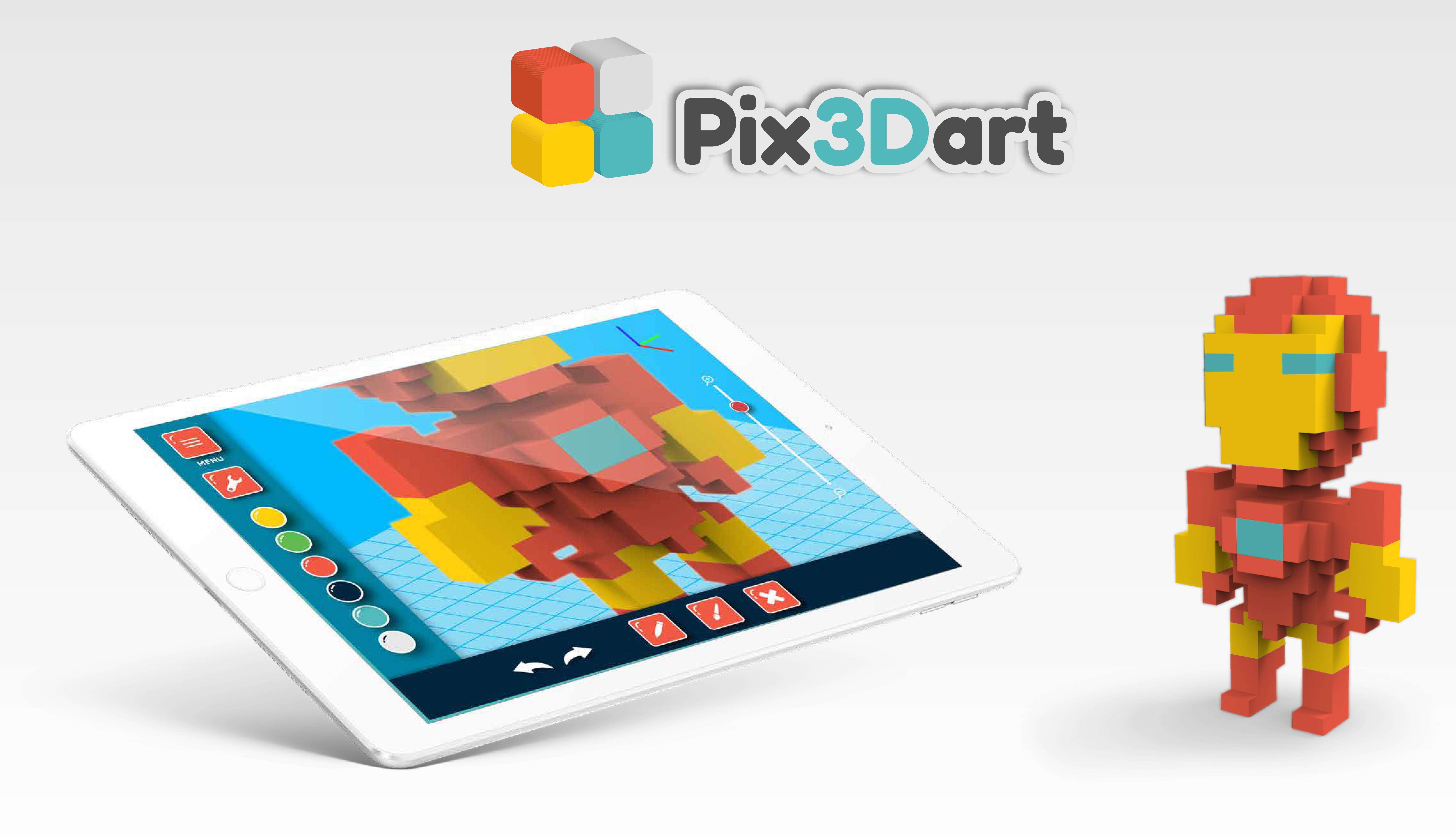 Pix3Dart