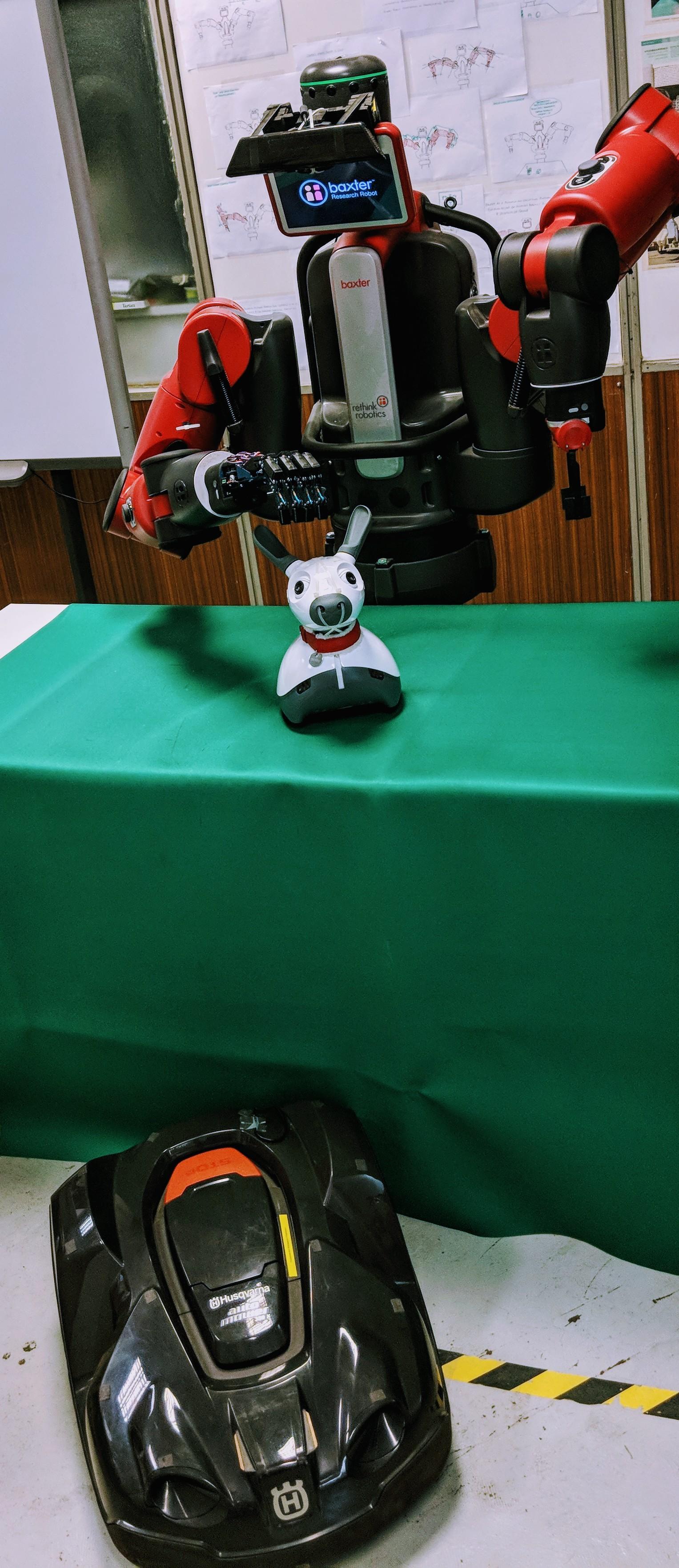 HRI+: Human Robot Interaction Plus
