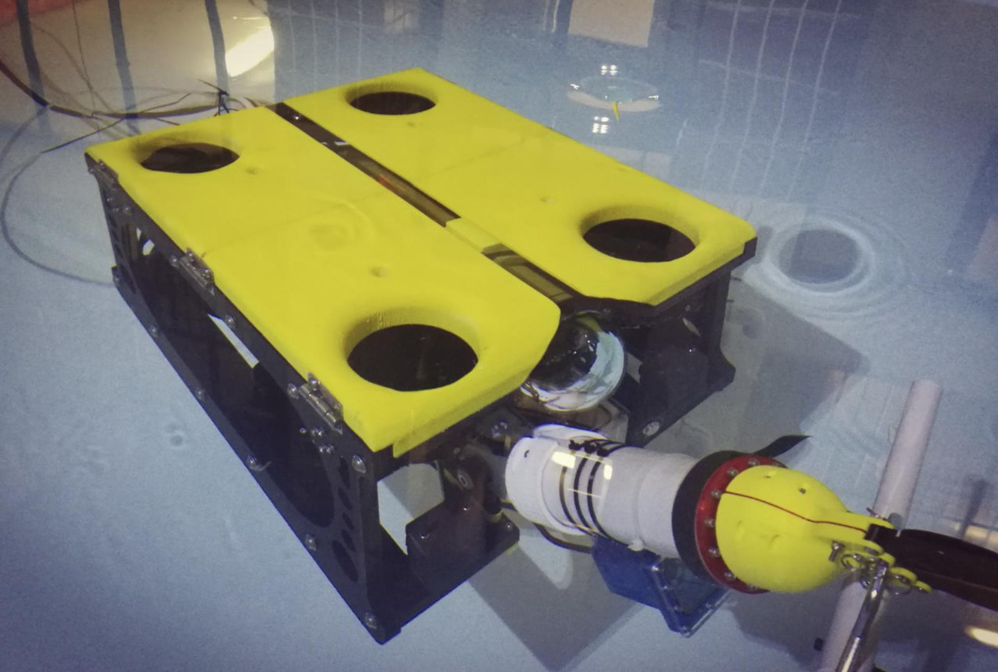PoliTOcean - University R.O.V. Prototype