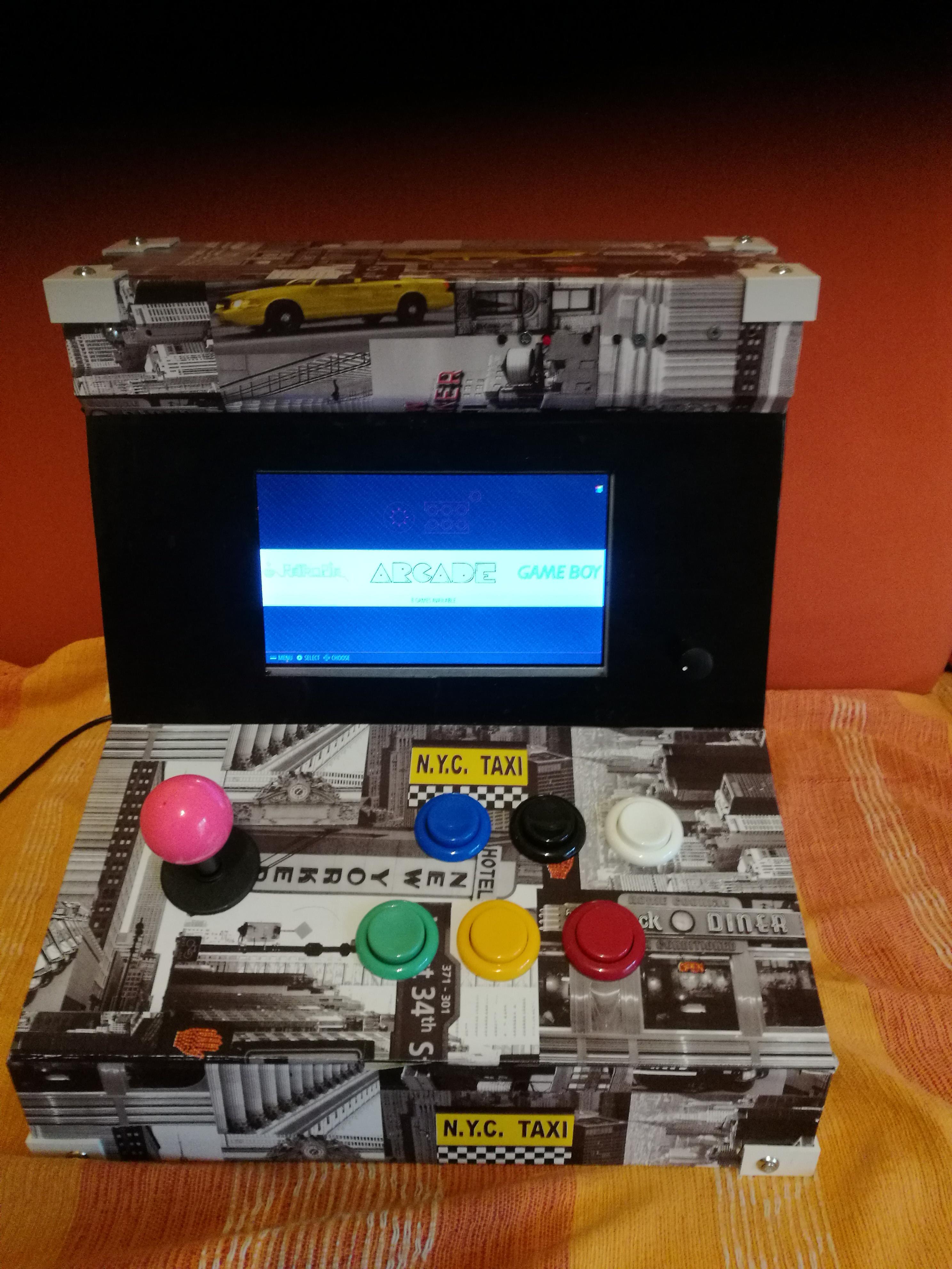 Cabinato per Giochi Arcade