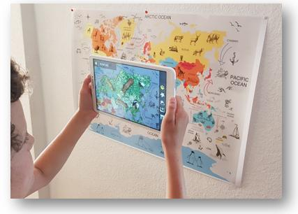 Empowering Kids Learning Through Augmented Reality