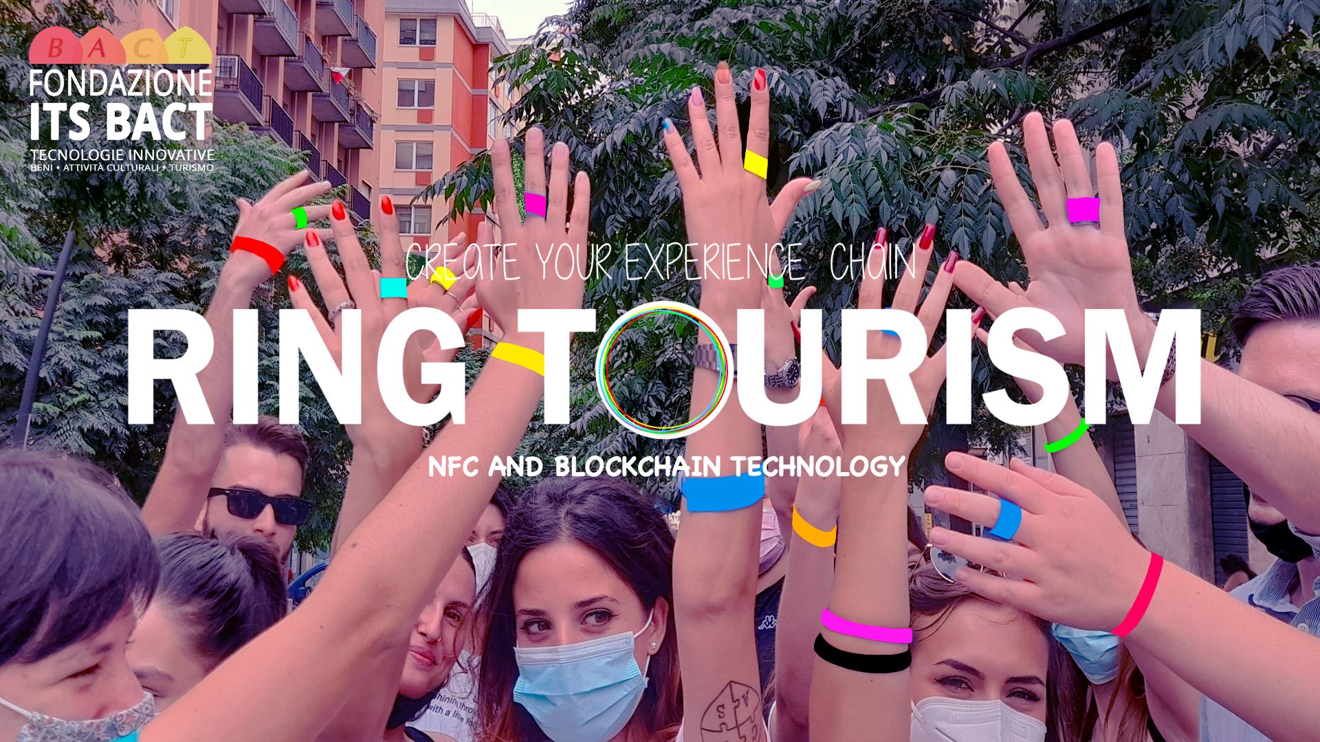 RING TOURISM - NFC and Blockchain technology