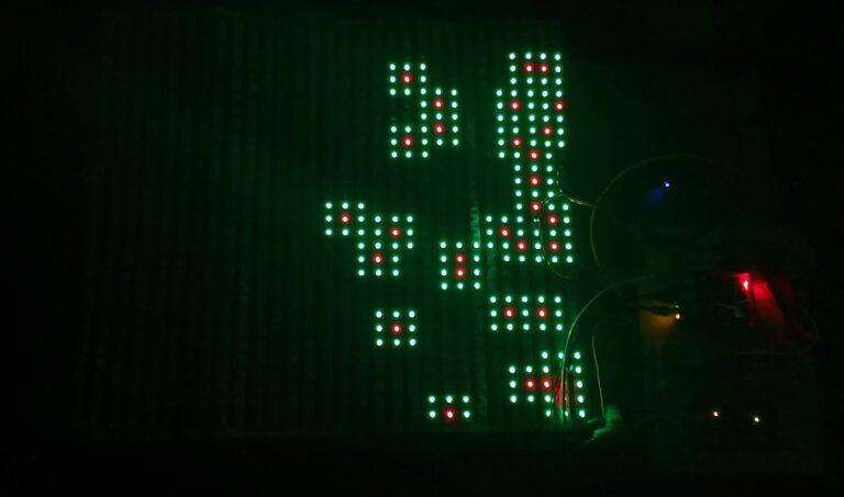 Kill The Dots - Remote LED Game